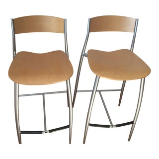 Design Within Reach Baba Barstools - A Pair