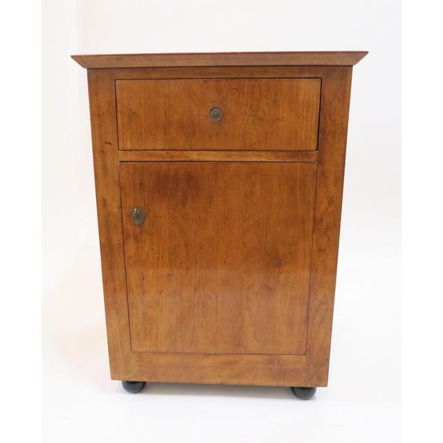 Beidermeier Style Small Cabinet - Image 2 of 8