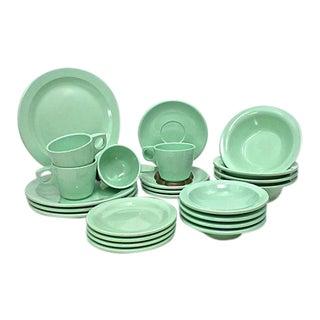 Vintage Boontonware Dinnerware - Set of 4