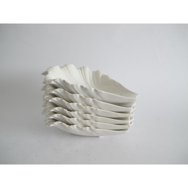 Image of Shell Party Servers - Set of 6