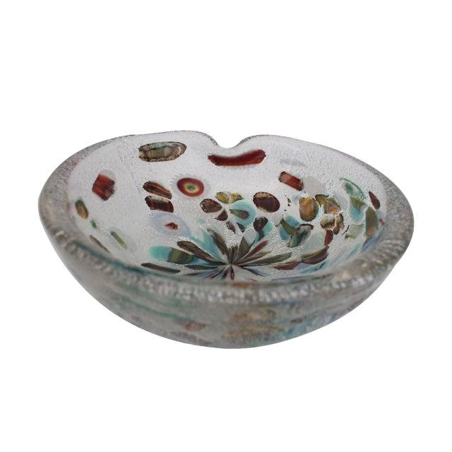 Murano Glass Millefiori Bowl - Image 1 of 8