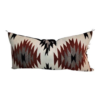 Geometric Eye Dazzler Bolster Pillow
