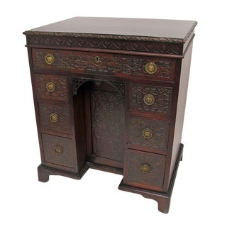 Georgian Mahogany Child's Desk