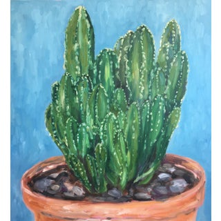 Giant Cactus Painting