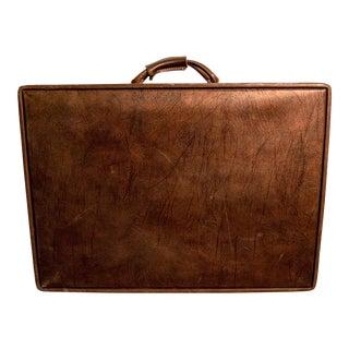 Vintage 1950s Hartmann Leather Suitcase
