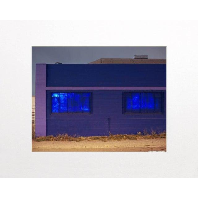 "Image of ""Painted Windows"" Night Photograph by John Vias"
