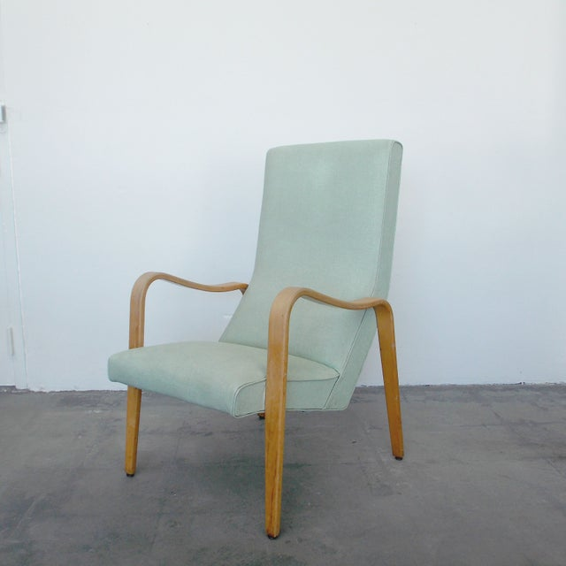 Thonet High Back Lounge Chair - Image 2 of 11