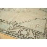 "Image of Vintage Distressed Oushak Carpet - 6'3"" x 10'"
