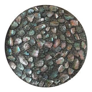 Beveled Acrylic & Geode Tray/Platform