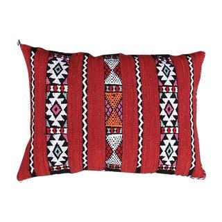 Berber Stripes Moroccan Pillow