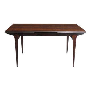 Johannes Andersen Rosewood Dining Table