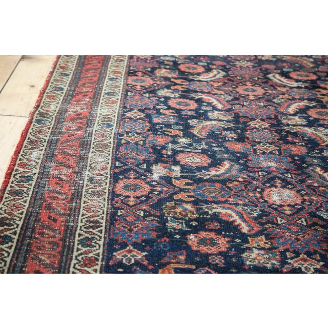 """Antique Malayer Rug - 4'1"""" X 6'6"""" - Image 6 of 9"""