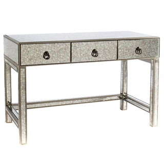 Antique Talia Mirrored Desk