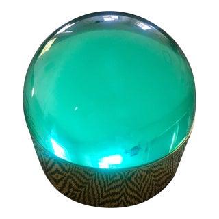 Jonathan Adler Green Globo Box