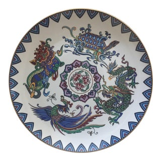 Chinese Imperial Legends Plate