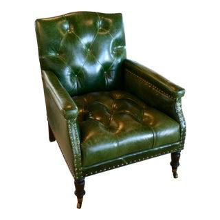 Gallant Green Chair