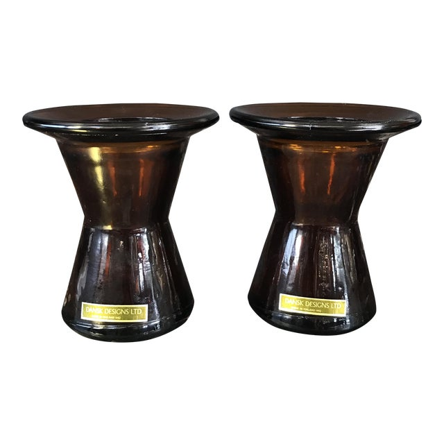Dansk Finland Candle Holders - A Pair - Image 1 of 4