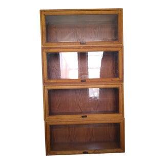 Vintage Barrister Bookcases