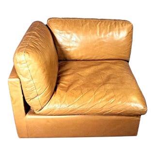 Zanotta Italy Lounge Club Corner Chair