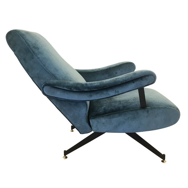 Reclining Lounge Chair by Formanova - Image 4 of 6
