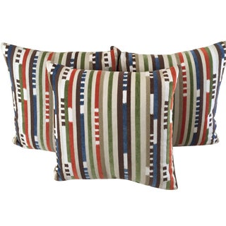 Kravet Accent Pillows - Set of 3