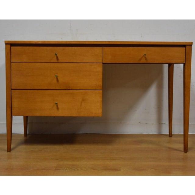 Paul McCobb Planner Group Maple Desk - Image 2 of 10