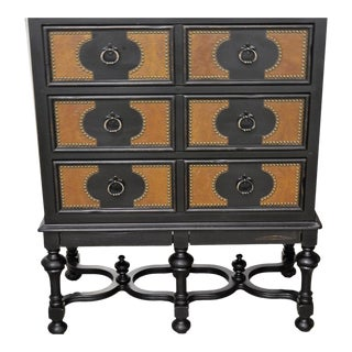Drexel Heritage Baroque Style Chest on Stand