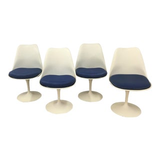 Tulip Chairs by Eero Saarinen for Knoll - Set of 4