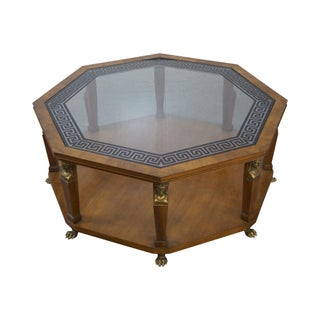 Baker Egyptian Revival Coffee Table