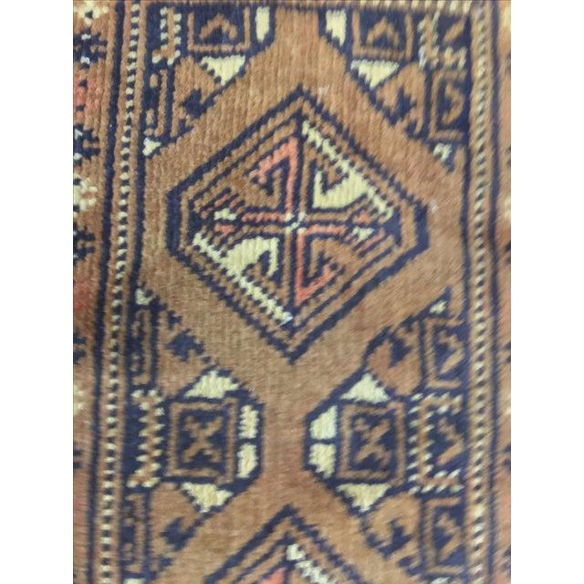 Image of Turkaman Persian Rug - 1′9″ × 3′2″