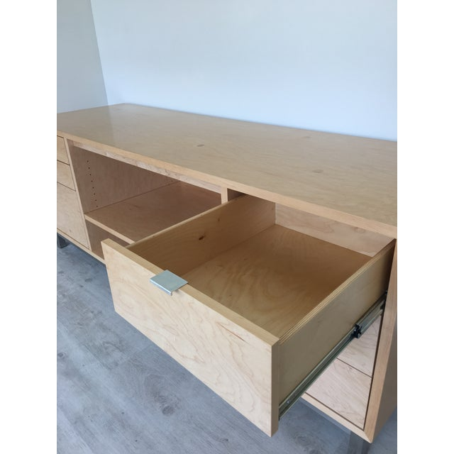 Room & Board Custom Copenhagen Storage Console - Image 4 of 7