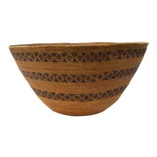 Yokuts Basket, circa 1880