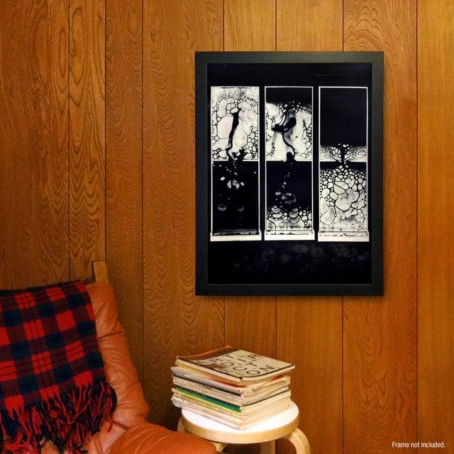 "Hans Haacke ""Scylia and Charybdis"" Poster, C.1970 - Image 2 of 2"