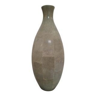 Modern Sting Ray Vase