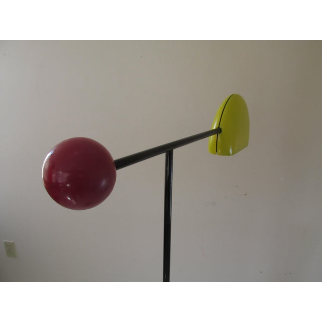 Vintage Floor Lamp by Toshiyuki Kita - Image 6 of 11