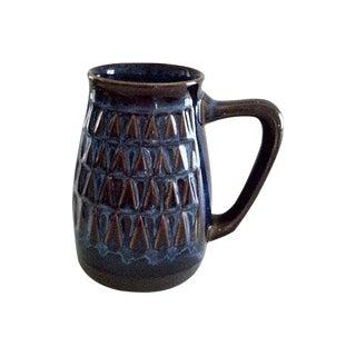 1970's Mid-Century Danish Soholm Vase
