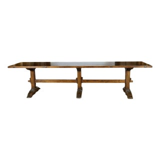 Antique Spanish Banquet Table - 12 feet long