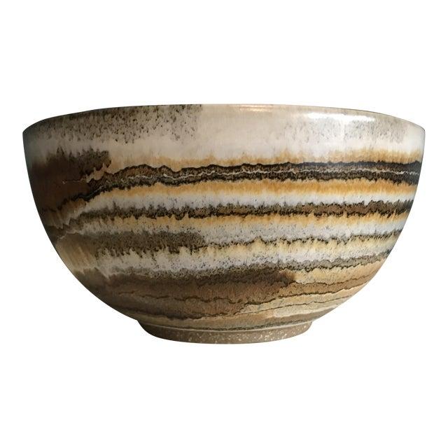 Image of Signed Spangler Studio Pottery Bowl