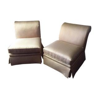 Henredon Chairs - A Pair