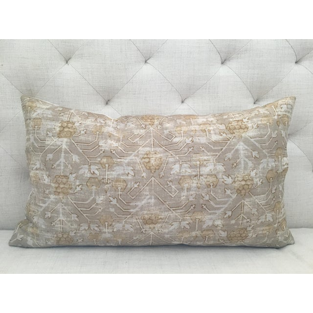 "Zak & Fox Khotan Custom Pillow Cover - 24""x14"" - Image 2 of 8"