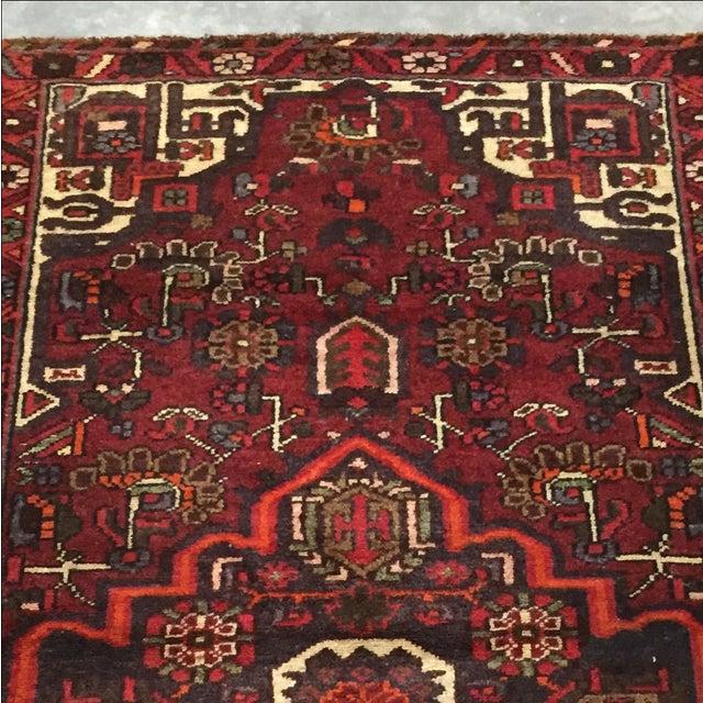 Shiraz Persian Rug - 3′2″ × 4′5″ - Image 4 of 9