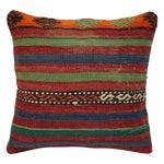 Image of Turkish Handmade Kilim Pillow Cover