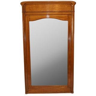 Birdseye Maple Mirror