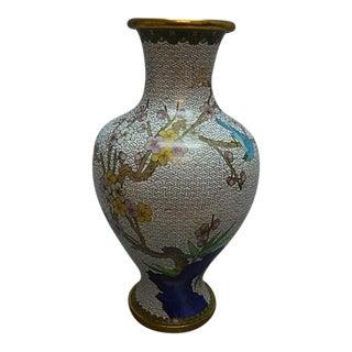 Vintage Oriental Cloisonne Vase