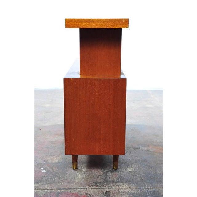 Image of Mid-Century Danish 1950s Compact Sideboard