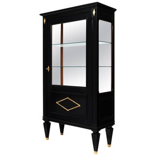Mid-20th Century French Directoire Style Vitrine