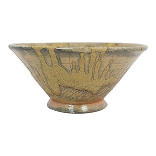 Mid-Century Pottery Bowl
