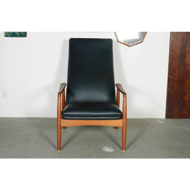 Danish Recliner Chair by Soren Ladefoged - Image 5 of 7