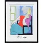 Image of Pablo Picasso - Femme Assise Pres d'Une Fenetre