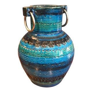 Bitossi Rimini Blue Vase